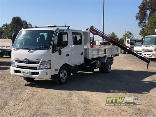 2015 Hino 300 Series 917 Crew Cab National Truck Wholesalers Pty Ltd - Trucks for Sale