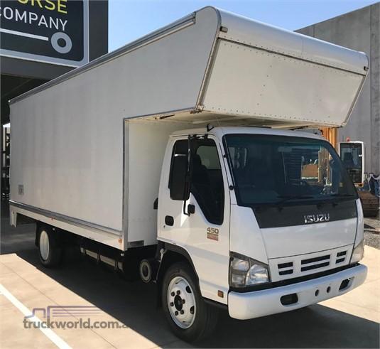 2006 Isuzu NQR450 - Trucks for Sale
