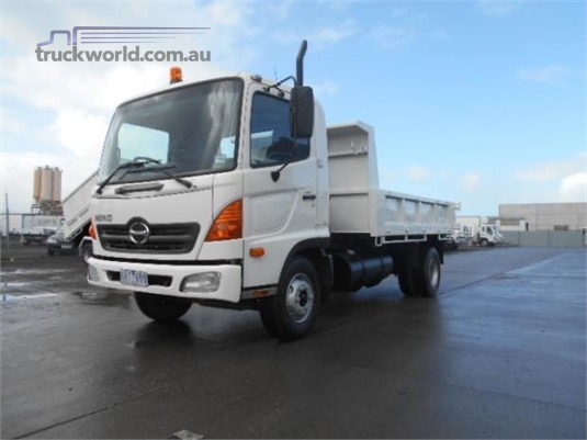 2006 Hino RANGER FC5 Westar - Trucks for Sale