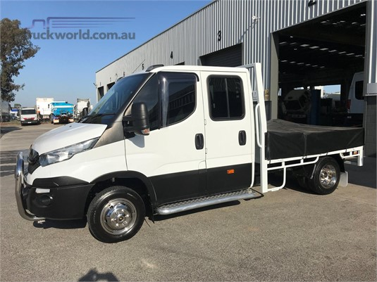 2017 Iveco Daily 50C21 - Trucks for Sale