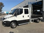 2017 Iveco Daily 50c21a8D/P Table / Tray Top