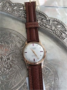 elegant shoes good service new high quality A VINTAGE CANDINO 17 JEWELED MWNS WATCH Other Items For Sale - 1 ...