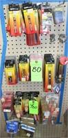 Assort. Welding Supplies ; Fittings,