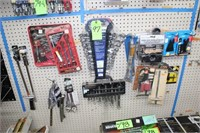 Assort. Hand Tools;