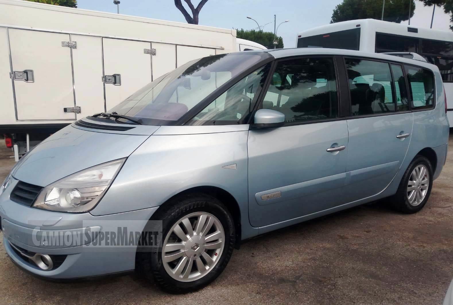 Renault ESPACE 2.0 Usato 2007