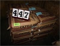 Cattle Pellets