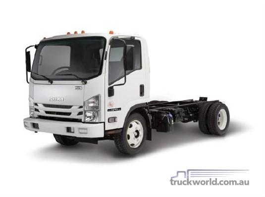 Isuzu FSD140-260 Auto LWB