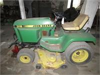 JD Garden Tractor