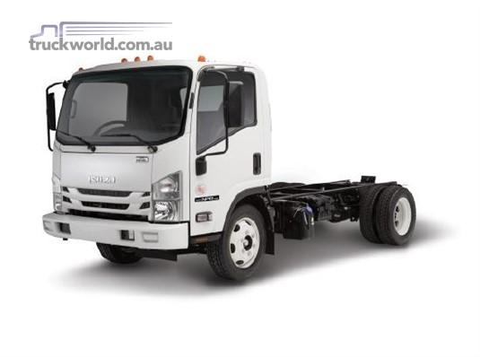 Isuzu FSD140-260 Auto LWB AW