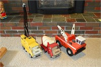 Grp, of Old Tonka Toys