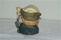 Royal Doulton Character Jug, D6634
