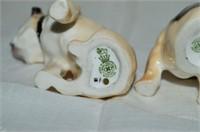 Royal Doulton Bull Dogs, K1 & K2