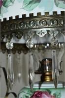 Hanging Oil Lamp Light Fixture