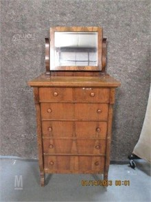 Antique Dresser Mirror 335x20x71 Other Items For Sale