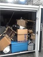 1-800-Pack-Rat VAN NUYS CA Storage Auction