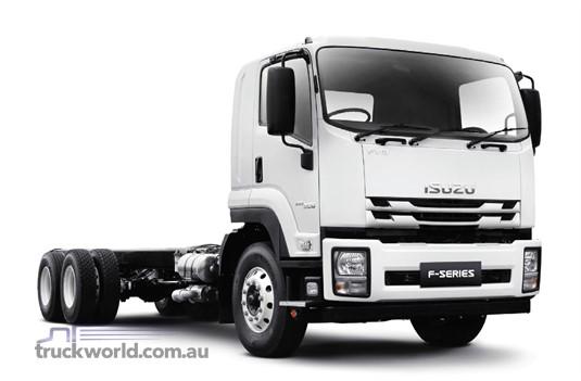 Isuzu FVM230-300 LWB