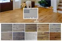 Shamrock Plank Flooring