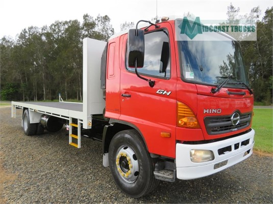 2006 Hino GH Midcoast Trucks - Trucks for Sale
