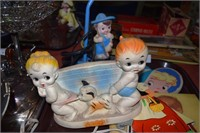 Children'S Including Wood Dolls, And Two Night Lig
