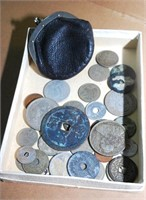 Field Collected Se Asian Coins