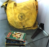 Boy Scouts Of America Collection:  Backpack, Handb