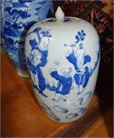 2X$ - Early 20Th Century Chinese Covered Jars