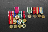 Collection Of Lt. Colonel Benny E. Edney Flying Wi