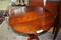 Stickley Fayetteville Cherry Lamp Table