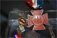 Women'S Auxiliary War Medal