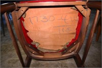 Mid-Century Blowing Rock Furniture Co. Table With
