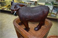 Wooden Carved Water Buffalo