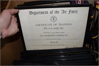 Incredible Collection Framed Assorted Awards, Lett