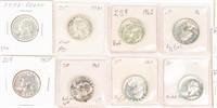 Coin 47 Proof Washington Silver 90% Quarters