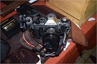 Vintage Cameras & Lenses Inc: Cannon And Kodak