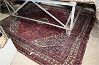 """Hand Knotted Estate Carpet 103"""" X 85"""""""
