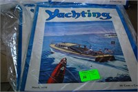 4 - 1930S Yachting Magazines