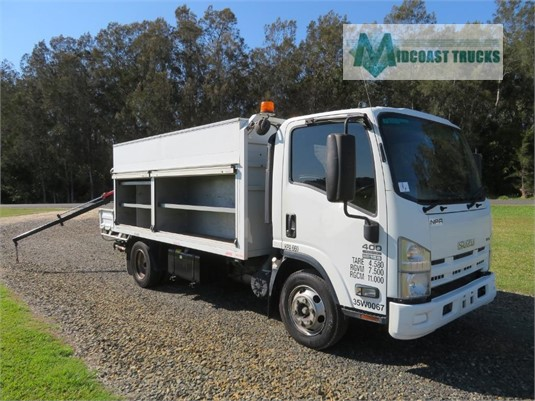 2013 Isuzu NPR400 Midcoast Trucks - Trucks for Sale