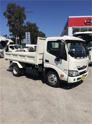 2018 Hino 300 Series 616 - Trucks for Sale