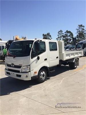 2019 Hino 300 Series 717 XLong Crew - Trucks for Sale