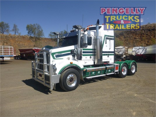 2010 Kenworth T408 SAR Pengelly Truck & Trailer Sales & Service - Trucks for Sale