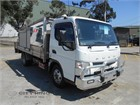 2013 Mitsubishi Canter Service Vehicle