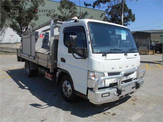2013 Mitsubishi Canter City Hino - Trucks for Sale