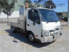 2012 Hino 300 Series Table / Tray Top