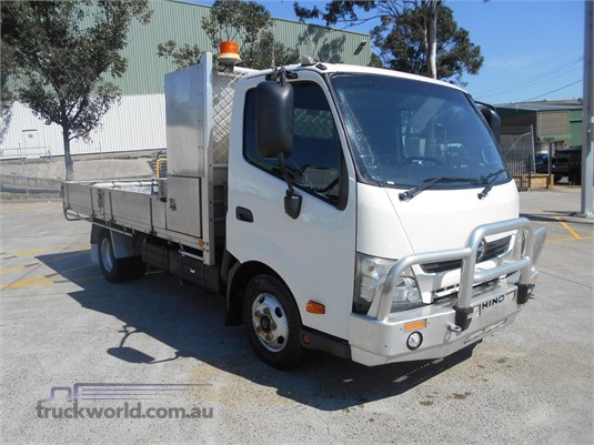 2012 Hino 300 Series - Trucks for Sale