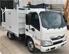 2012 Hino 300 Series Service Vehicle