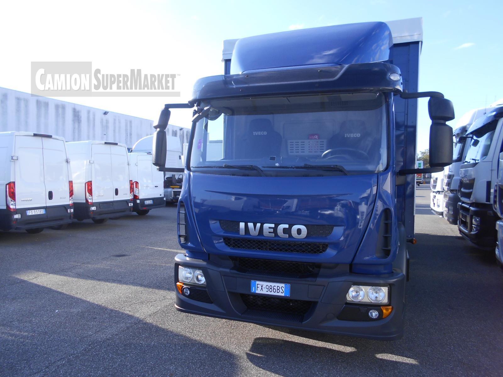 Iveco EUROCARGO 120E25 used 2014