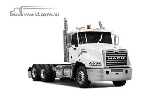 2019 Mack Granite - Trucks for Sale