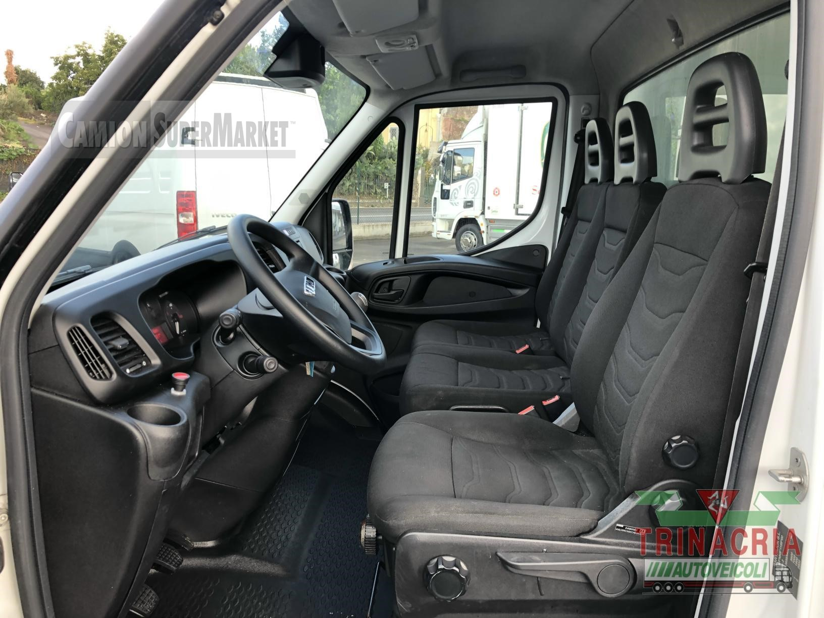 Iveco DAILY 35C15 used 2015