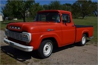 CLASSIC PICKUP TRUCK AUCTION