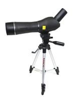 Tasco spotting scope 20-60x zoom with